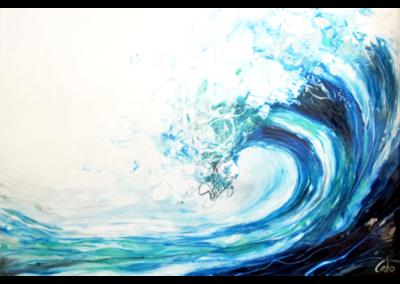 Maui's wave