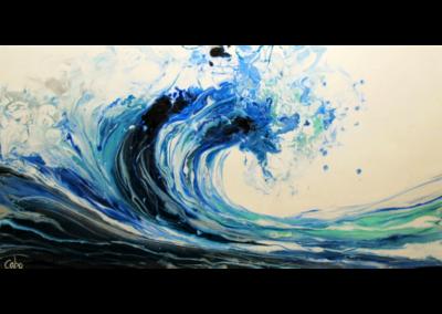 Suivre la vague